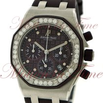 "Audemars Piguet Royal Oak Offshore Ladies Chronograph ""Plu..."