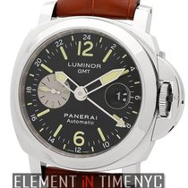 Panerai Luminor Collection Luminor GMT 44mm Stainless Steel...