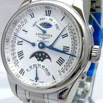 Longines Master Collection - 41mm Automatic Day&Date...