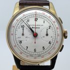 Baume & Mercier CHRONOGRAPH VERY RARE 41MM STEEL/GOLD PLATED