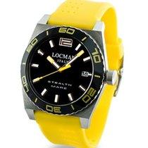 Locman Stealth 021100KY-BKASIY Quartz Men's Watch