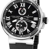 Ulysse Nardin Marine Chronometer Manufacture 45mm 1183-122-3/42