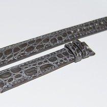 Chopard CROCO Lederband, braun  17/14 mm