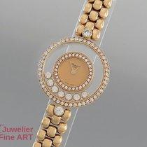 Chopard Happy Diamonds 18K/750 Gelbgold - Diamanten ges. 1,09ct