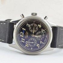 Breitling Navitimer Premier Herren Uhr Stahl Chrono A40035...