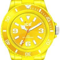 Ice Watch Classic Solid Polyamide Unisex Yellow Fashion Watch...