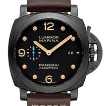 파네라이 (Panerai) LUMINOR MARINA 1950 CARBOTECH 3 DAYS AUTOMATIC...