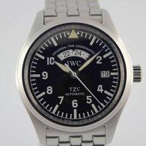 IWC Fliegeruhr Pilot UTC TZC #A3206 IW 3251 Box, Papiere