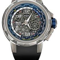 """Richard Mille Men""""s Collection World Time RM 63-02"""