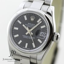 Rolex Lady-Datejust, 2010, Black Dial