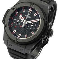 Hublot 715.CL.1123.RX King Power Foudroyante Black Magic -...