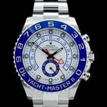 Rolex Yacht-Mater II Regatta - Ref.: 116680 - Edelstahl -...