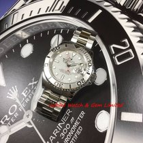 Rolex 16622 Yacht-Master Grey dial 40mm A serial Watch only