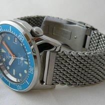 Squale Professional OCEAN 500mt -polished case, MESH bracelet