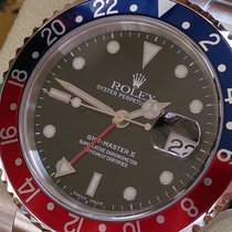 Rolex GMT II ST REF 16710++LC100++B & P+ WIE NEU Traumzustand