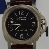 Panerai Luminor Marina Titanium Full Set
