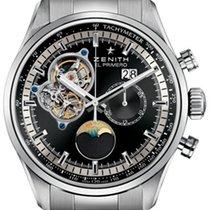 제니트 (Zenith) Chronomaster Grande Date Stahl 03.2160.4047/21.M2160
