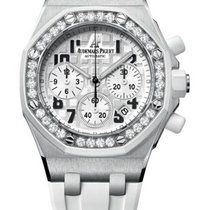 Audemars Piguet Royal Oak Offshore Chronograph Lady Diamonds