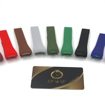 Rolex Rubber Straps for Cinturino Bracciale Gomma ROLEX 20mm New