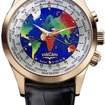 Vulcain Cloisonne The World 100508.127L