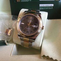 Rolex Datejust II  Steel Gold  41 mm