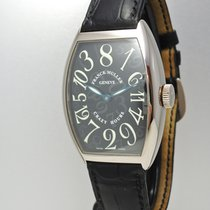 Franck Muller Crazy Hours 5850 CH -WG 18k/750- Box+Papiere