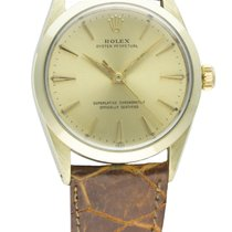 Rolex GOLD CAPPED OYSTER PERPETUAL