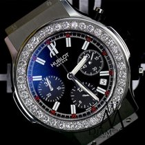 恒寶 (Hublot) New Hublot Stainless Steel Super B Chronograph...