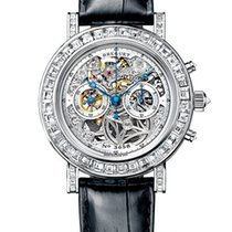 Breguet Brequet Classique 5238 18K White Gold & Diamonds...