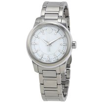 Movado Collection Ladies Stainless Steel Watch