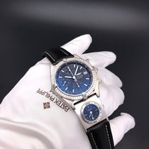 Breitling Chronomat Blackbird A13050.1 Automatic 40mm With UTC...