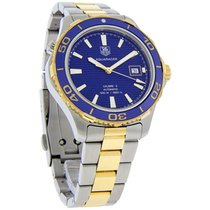 TAG Heuer Aquaracer Calibre  Mens Blue Swiss Auto Watch...