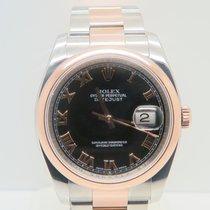 Rolex Datejust 18k Rose Steel (Only Box)
