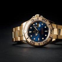 勞力士 (Rolex) Yacht-Master Blue Dial