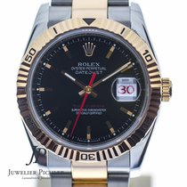 Rolex Datejust Turn-O-Graph Stahl/ Rosegold