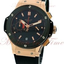 "Hublot Big Bang ""UEFA Euro 2008"", Black Dial, Limited..."