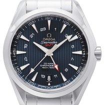 Omega Seamaster Auqa Terra 150 M GMT