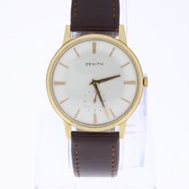 Ζενίθ (Zenith) Automatic Vintage Watch 18K Gold manual wind