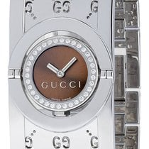 Gucci The Twirl 34  Diamantes