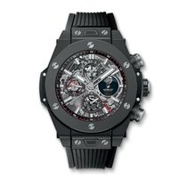 Hublot Big Bang Unico Perpetual Calendar Black Magic 45 mm