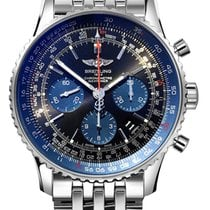 브라이틀링 (Breitling) Navitimer 01  Blue/Black (Limited Edition)