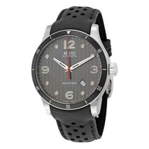 Mido Multifort Automatic Grey Dial Men's Watch