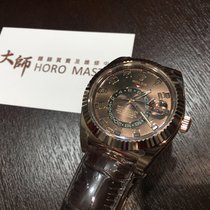 勞力士 (Rolex) Horomaster- 326135 SKY-DWELLER 42mm EVEROSE GOLD...