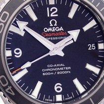 Omega Seamaster Planet Ocean Keramik