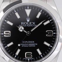 Rolex Explorer I 214270 neues Modell 39mm Top Klassiker