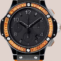 Hublot Big Bang 41mm Black Tutti Frutti · Orange 341.CX.1110.R...