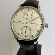 IWC Portuguese Regulateur Platine Ltd 500 pièces