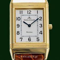 Jaeger-LeCoultre Reverso Classique Manual Winding 18K Yellow Gold