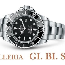 Rolex Sea-Dweller Deepsea black New - full set