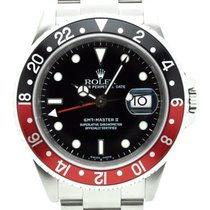 "Rolex GMT-Master II ""Coke"" Full Set"